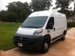 Electric's 2014 Ram Promaster