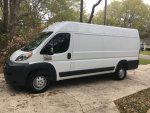Jann Smith's 2018 Ram Promaster 3500 EXT